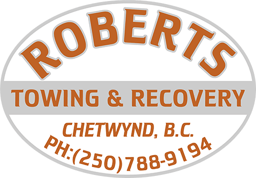 Robert's Towing and Recovery's Logo